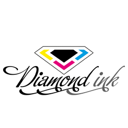 Diamond inks