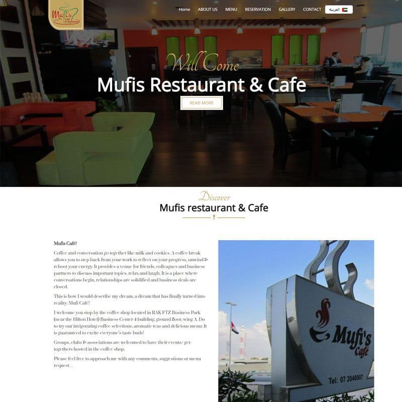 mufis cafe & restaurant